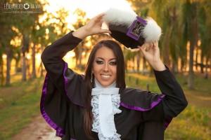 Eduarda Gonçalves Ferreira da Silva gradou-se Letras, Espanhol, Unipampa, ela fez intercâmbio no México, aplausos!