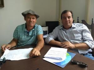 Carvalho e Deibler destacaram esforço conjunto de secretarias Crédito: João A. M. Filho