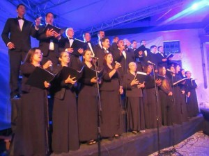 Coral Orquestra Batista, Musical de Páscoa