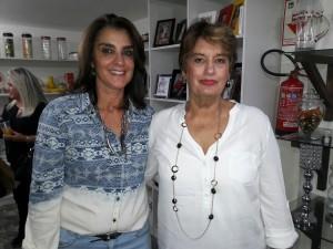 Manuela Coradini Moglia,  Alice Almeida Previtalli, evento do Rotary Pampa, Casa de Cultura Pedro Wayne, clic Fábio Lucas