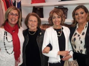 Doris Vaz, Georgina Rocha, Maria Zilma Karan, Maria da Graça Sacco,  Grupo Amor Solidário, desfile moda  MG, clic Fábio Lucas