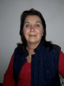 Eloá Maira Diehl, na palestra do Chico Botelho, Biblioteca Otávio Santos, dia 10, clic Fábio Lucas