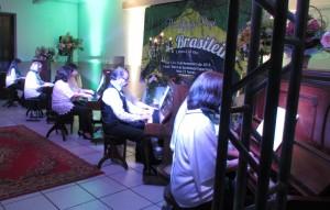 Grupo Pianistas de Bagé, concerto, sábado (22), às 20h, Soc. Recreio Gramadense, aplausos!