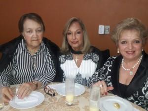 Sônia Suñe, Iolanda Silveira, Fulvia Augusta Macedo, na posse de Maria Zilma, presidência Casa da Amizade, clic Fábio Lucas