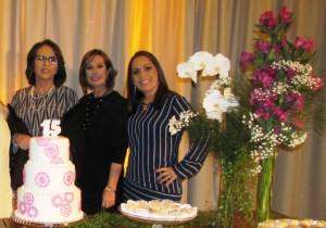 Ruth Paiva Sá, Cristina Marques ( Jaguarão), Cristina Paiva Dias Pereira ( Porto Alegre)