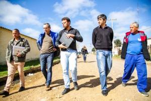 Deibler frisou utilização de recursos do município Crédito: Rodrigo Sarasol/EspecialFS