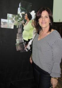 Elaine Tonini Bastianello, sexta-feira, exposição de fotografias na Casa de Cultura Pedro Wayne