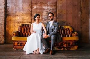 Os recém casadinhos: Karine e Mário  Guidoux Gonzaga