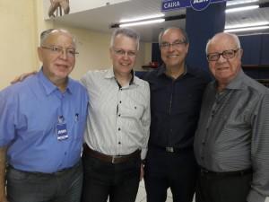 José Airton Menezes, Marcus Menezes, Carlos Augusto Bispo, Aracely dos Santos Menezes, clic Fábio Lucas