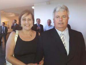 Fernanda Scardoelli e Cláudio L. Pereira, clic Fábio Lucas