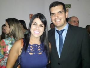 Taiane Amaral Leon e Frederico Rodriguez Techera, clic Fábio Lucas