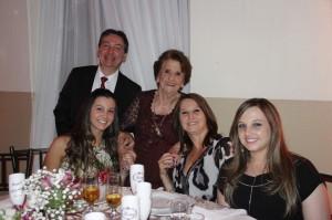 João Vicente Gallo, Sandra, Beatriz, Marina