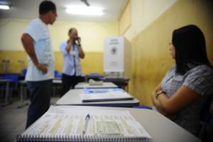 Eleitores a partir de 18 anos podem ser convocados Crédito: Tânia Rêgo/especial FS